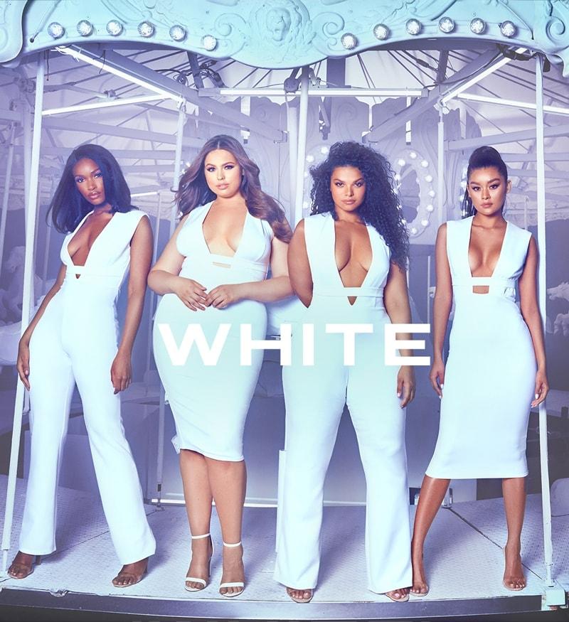 Inspired By Jennifer Lopez | White Edit