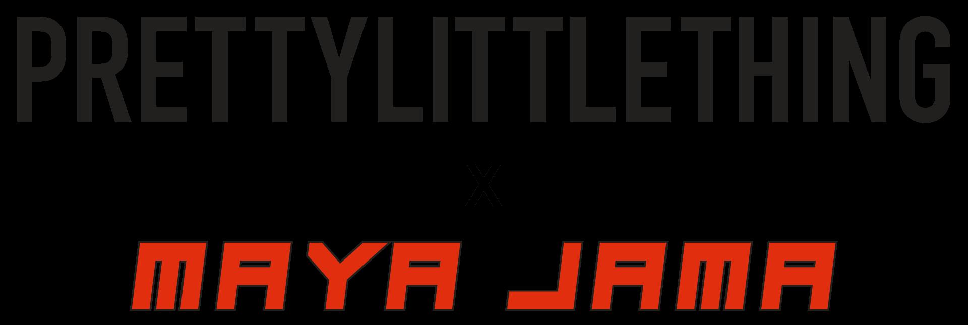 Maya Jama | PrettyLittleThing