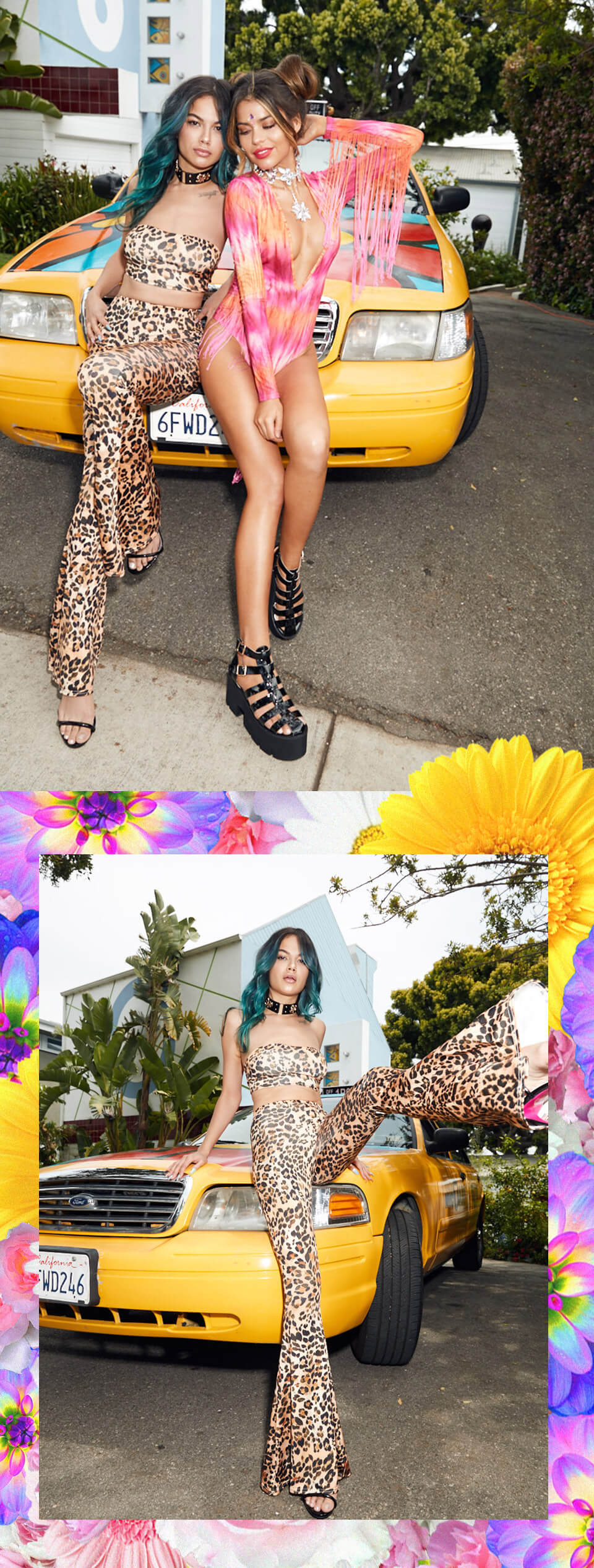Love From The West Coast Lookbook Mobile Image 1