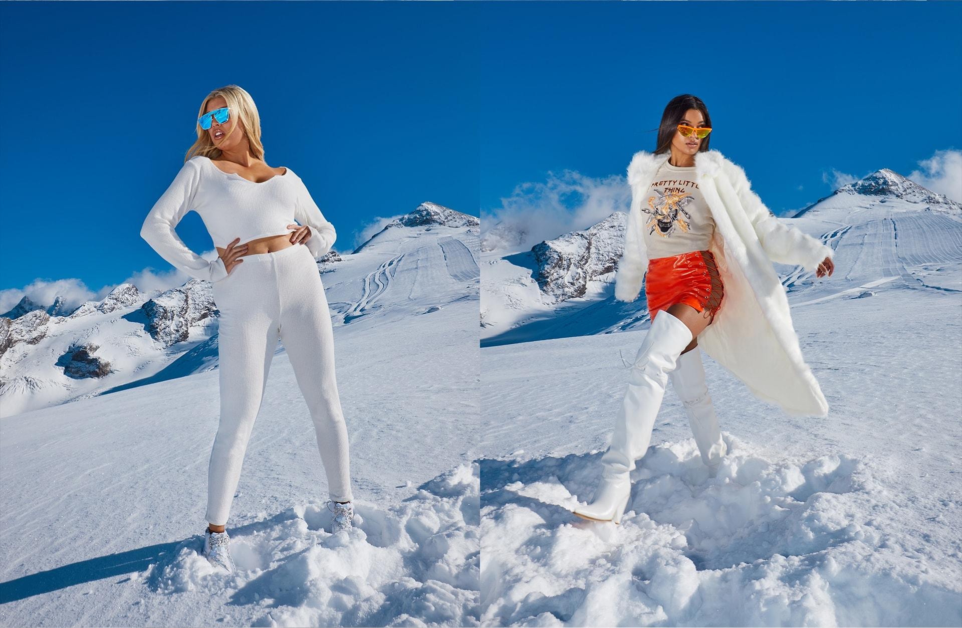 Ice Queens Lookbook Image Desktop 1