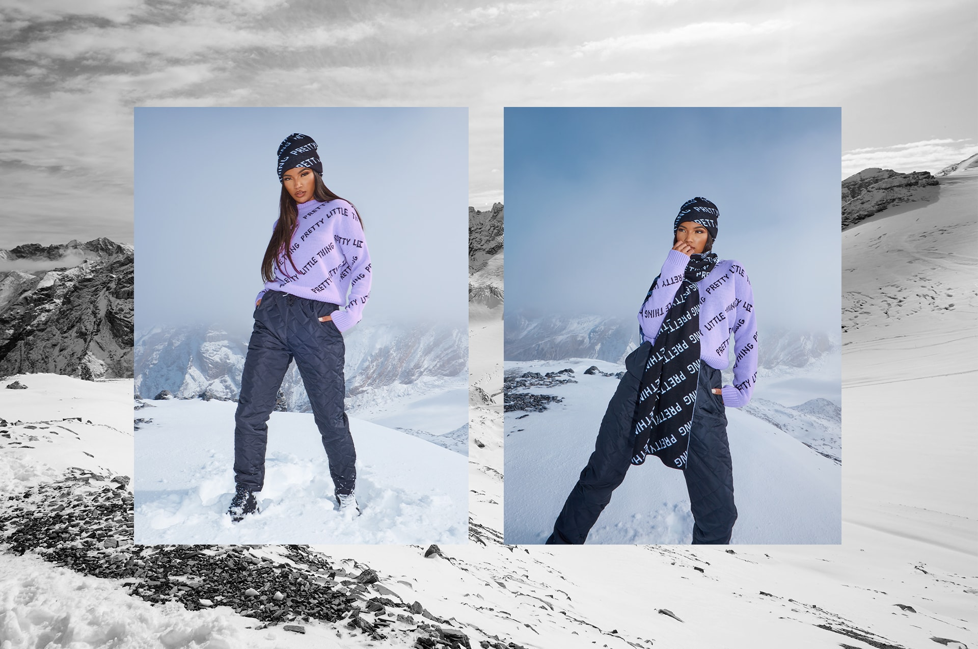 Ice Queens Lookbook Image Desktop 1