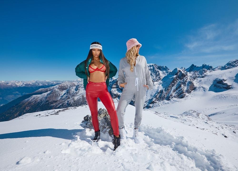 Ice Queens Lookbook Image Mobile 1