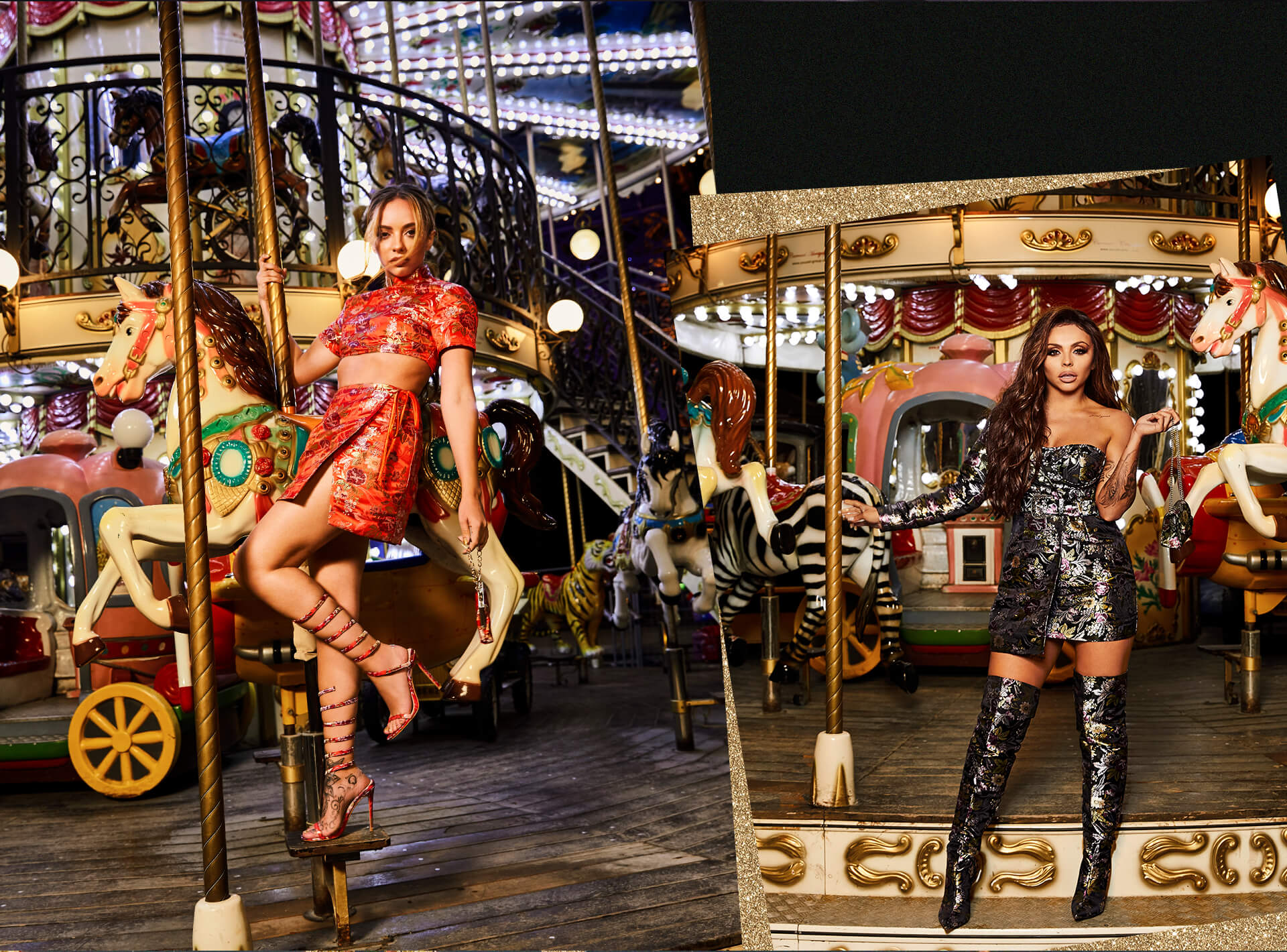 Little Mix Lookbook Image Desktop 10