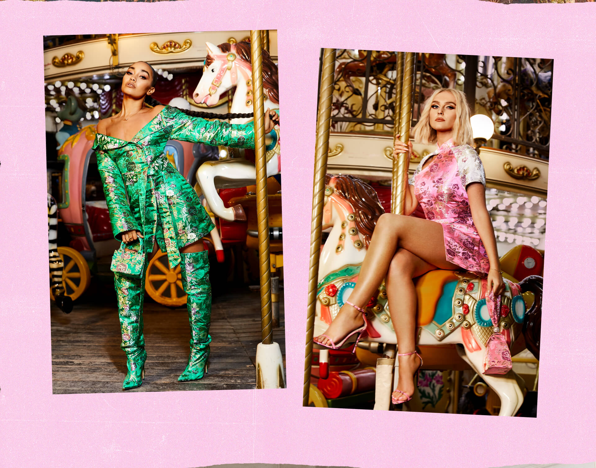 Little Mix Lookbook Image Desktop 12