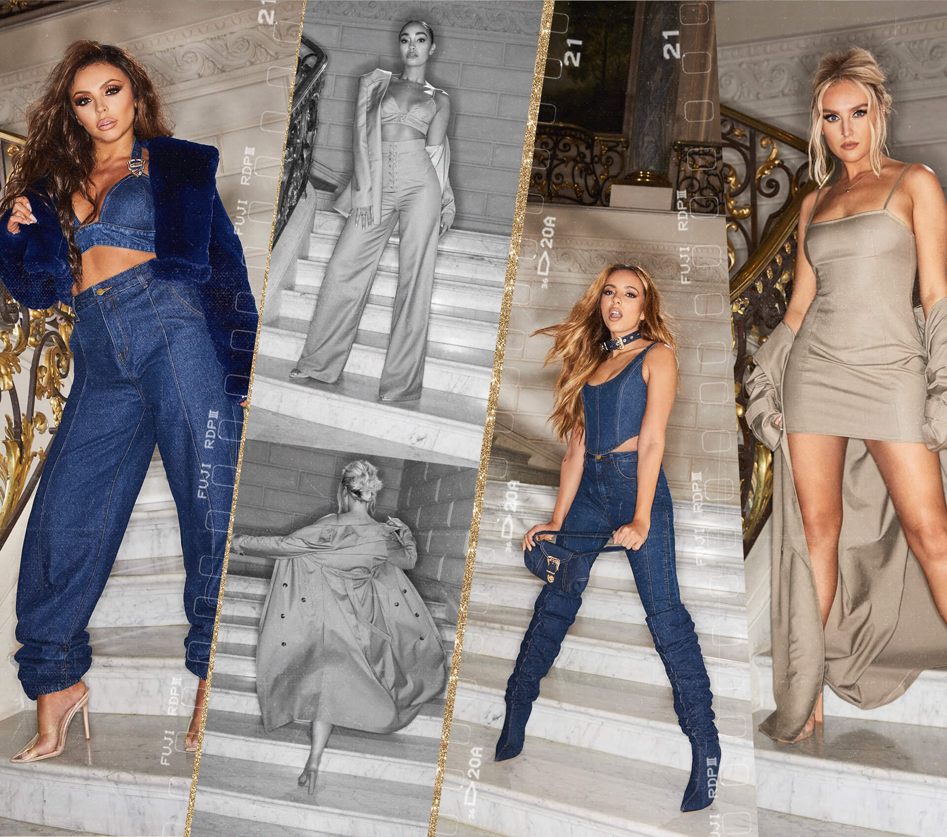 Little Mix Lookbook Image Desktop 14