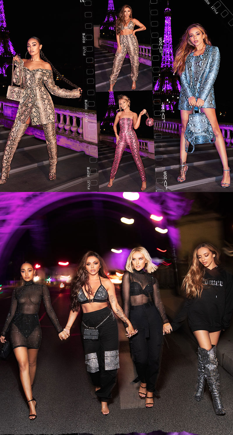 Prettylittlething X Little Mix Prettylittlething