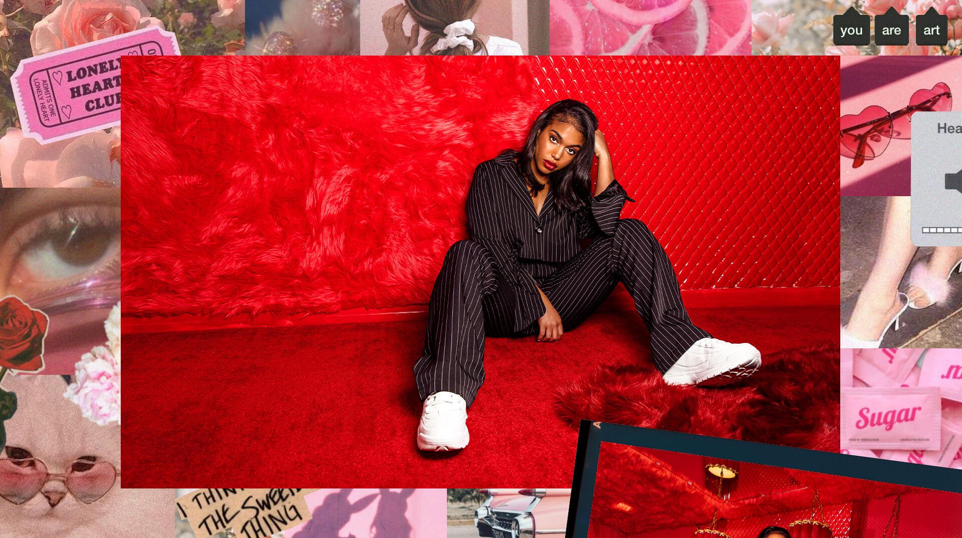 Lori Harvey Lookbook Image Desktop 4