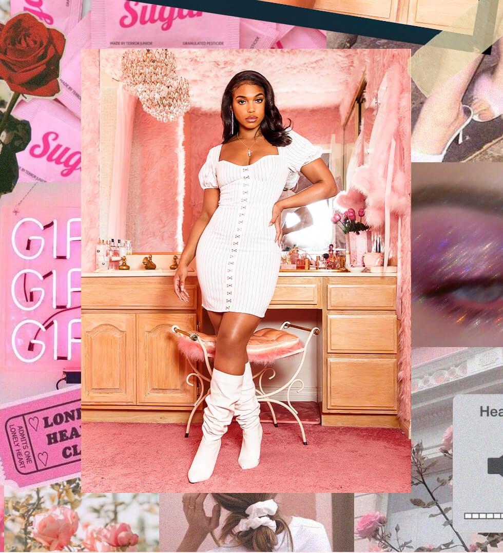Lori Harvey Lookbook Image Mobile 3