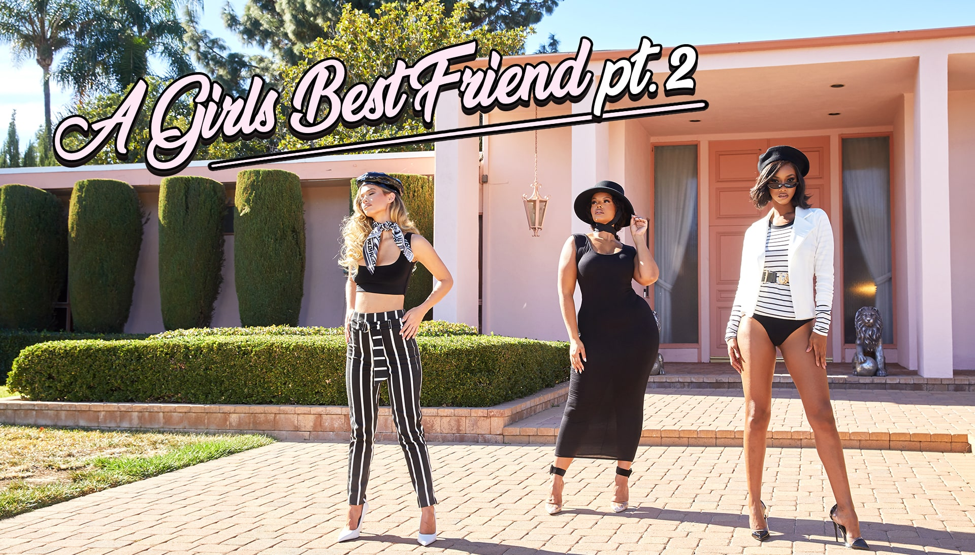 Best Of Friends pt2 | PrettyLittleThing