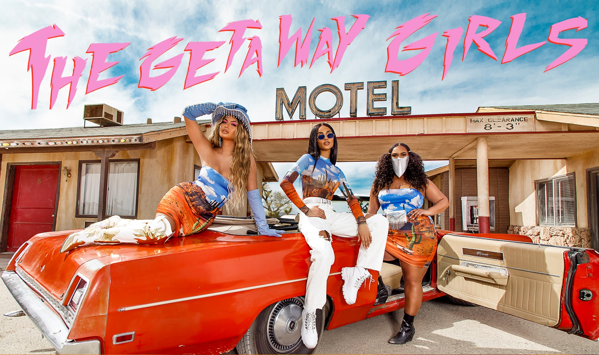The Getaway Girls | PrettyLittleThing