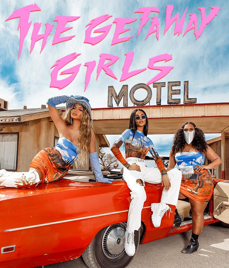The Getaway Girls   PrettyLittleThing