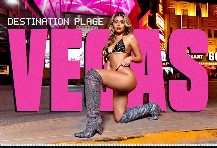 Destination Plage - Vegas | PrettyLittleThing