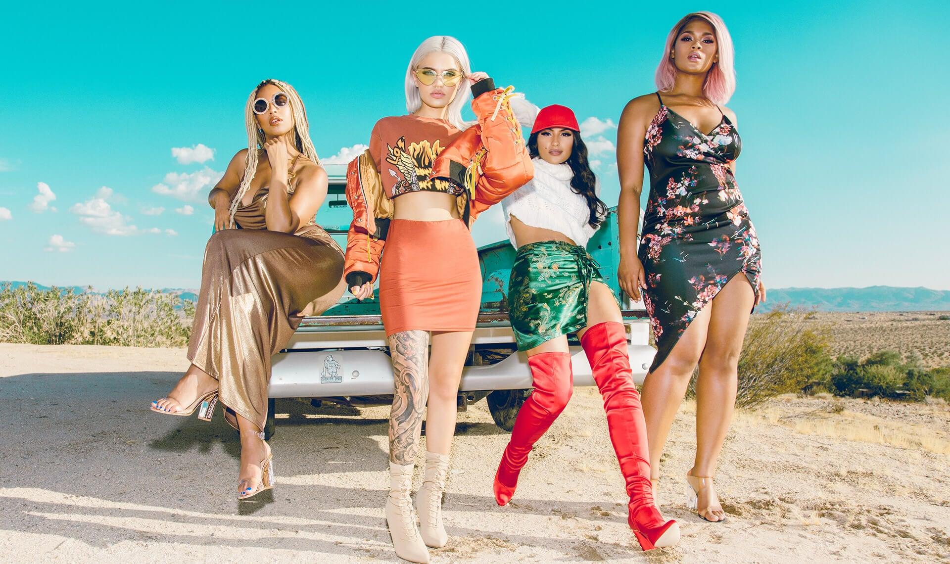 Girl Gang Lookbook Image 25