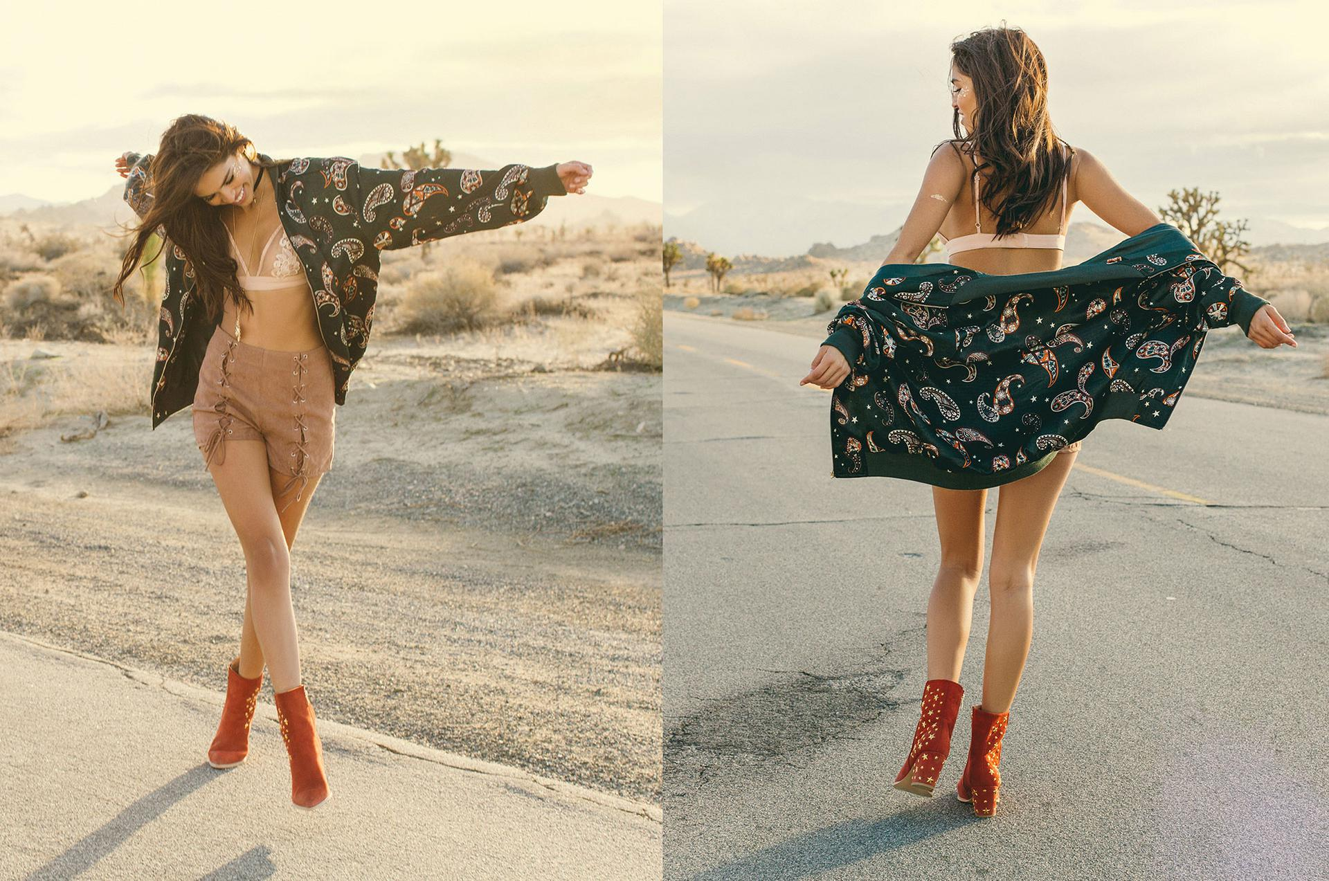Gypsy Soul Campaign Image Fourteen