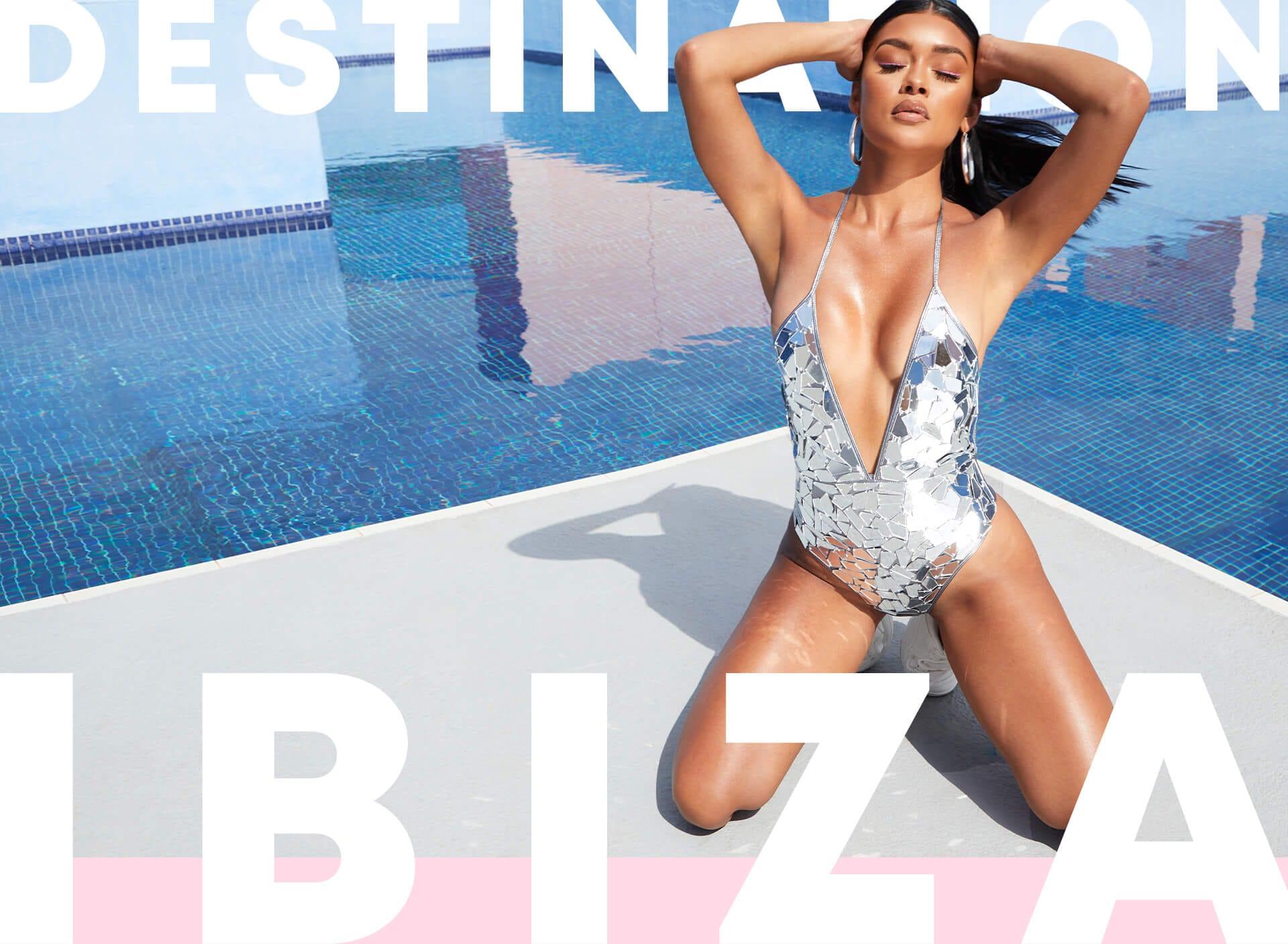 Ibiza Swim | PrettyLittleThing