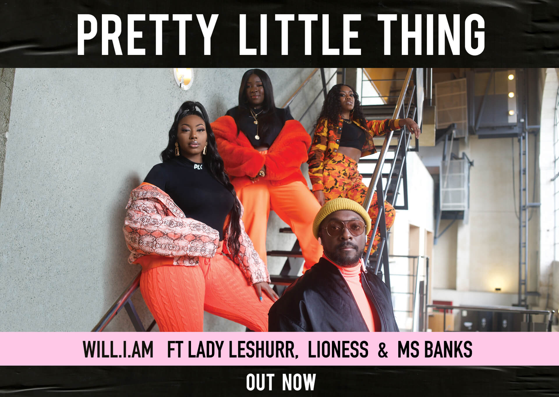 PrettyLittleThings ft Will.I.Am | PrettyLittleThing