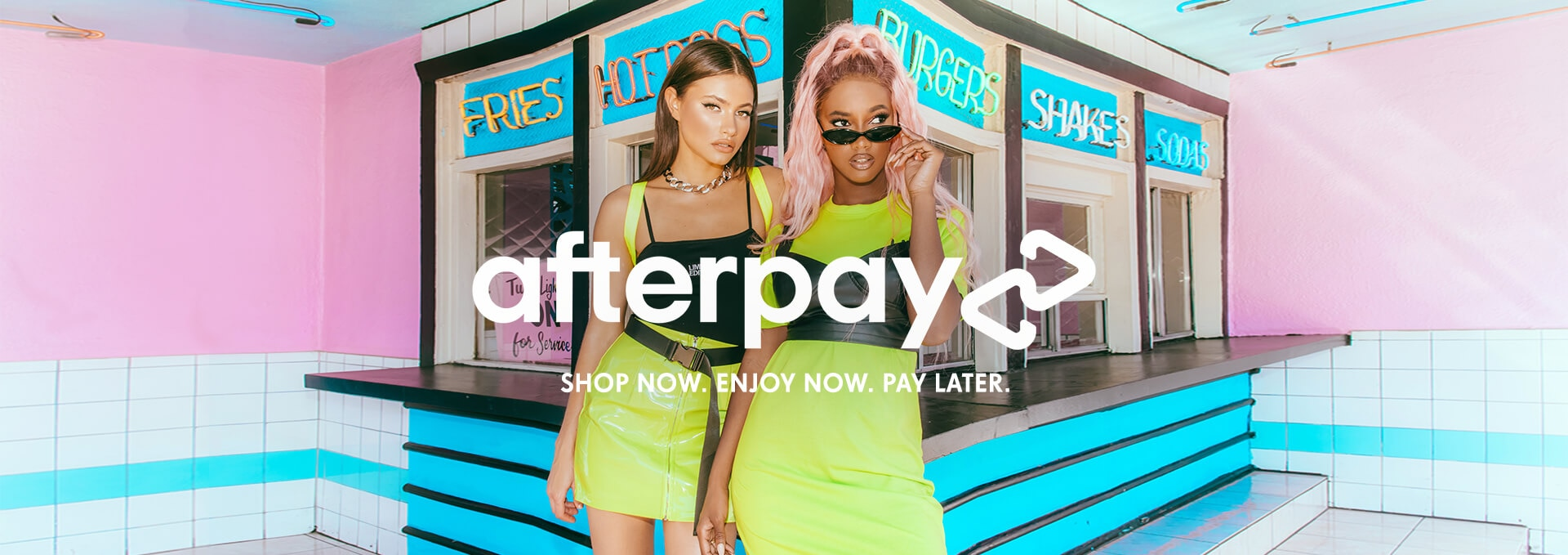 afterpay Splash Header