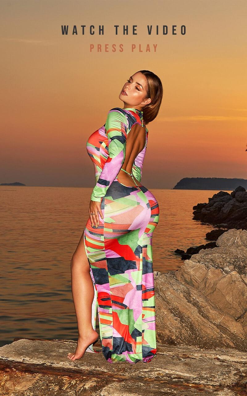 Demi Rose Lookbook Image Mobile 10