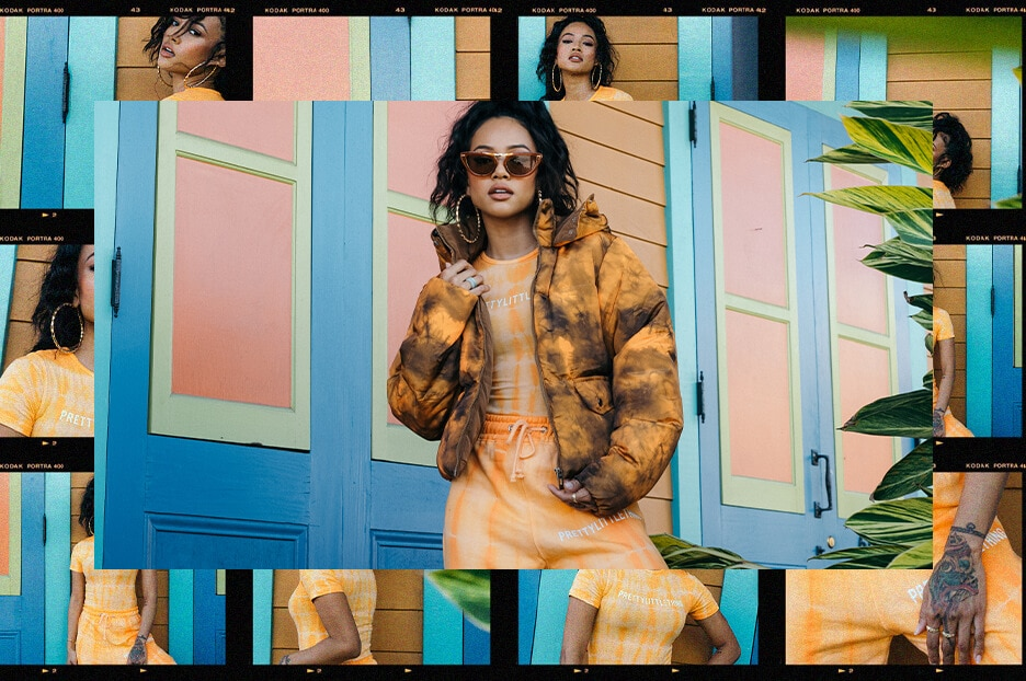 Karrueche Lookbook Image 5 Mobile
