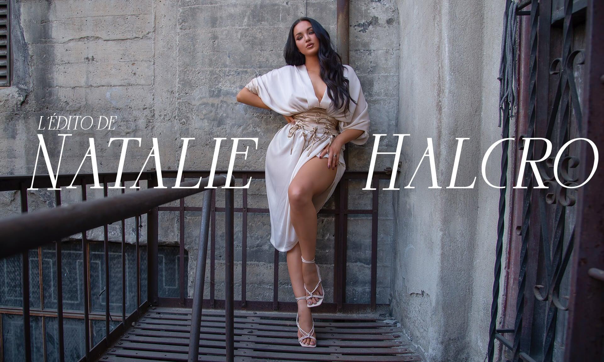Natalie Halcro Splash