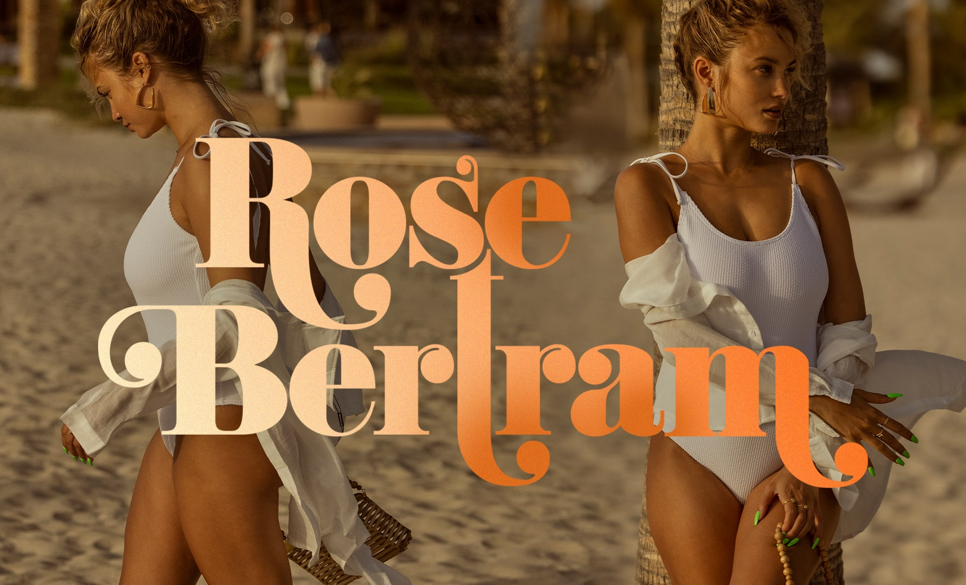 Rose Bertram Splash Desktop