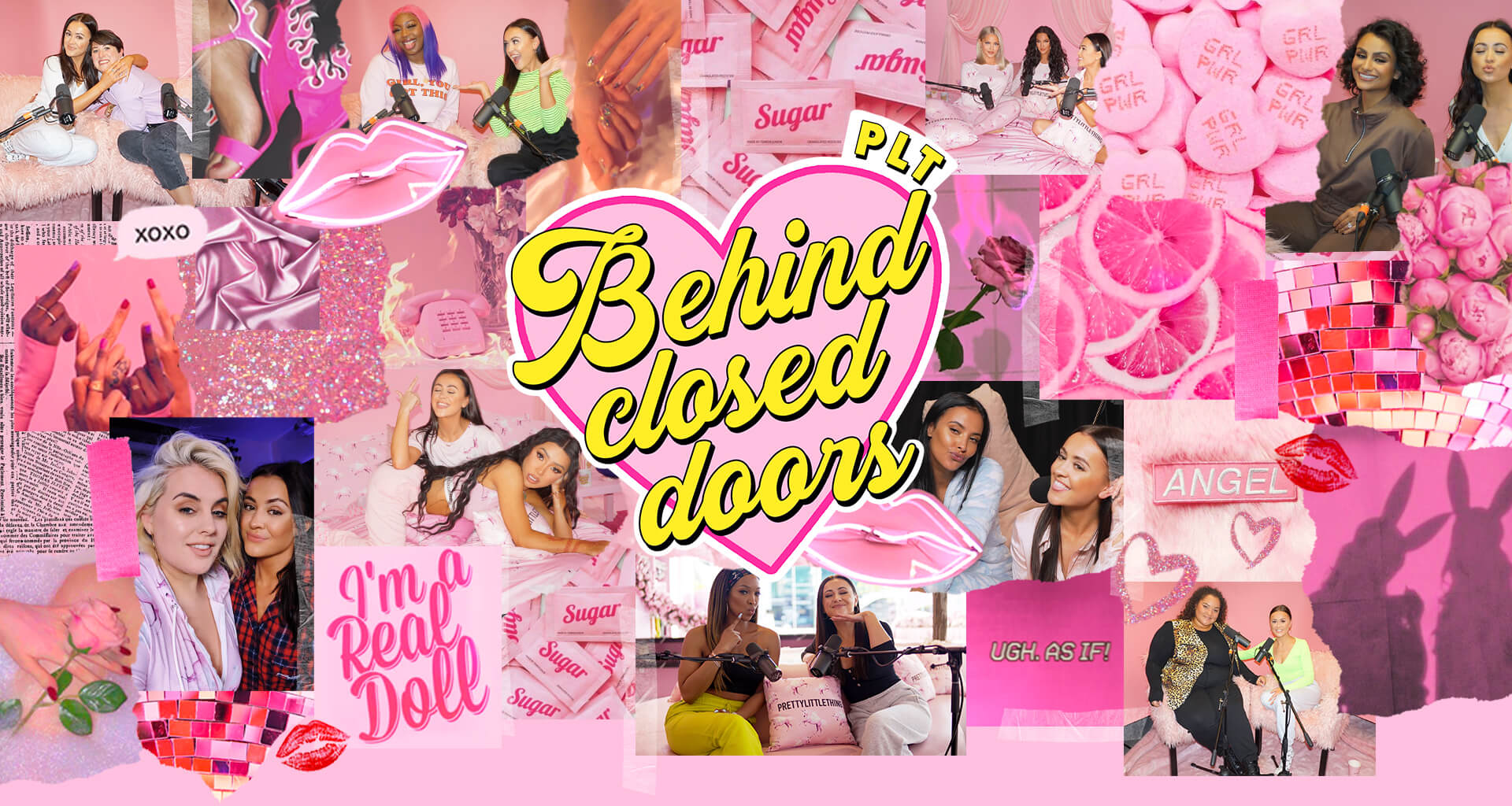 Behind Closed Doors Splash Desktop