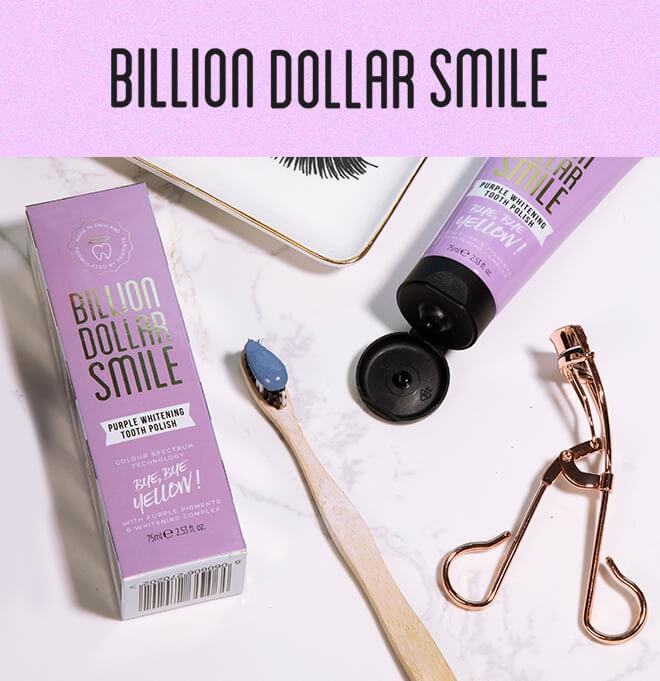 Billion Dollar Smile Push