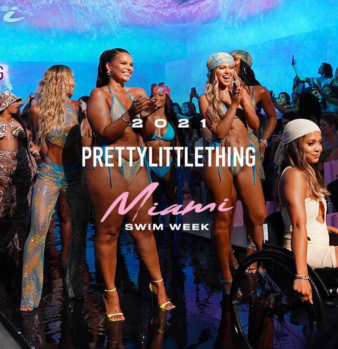 Miami Swim Week Beauty Blog