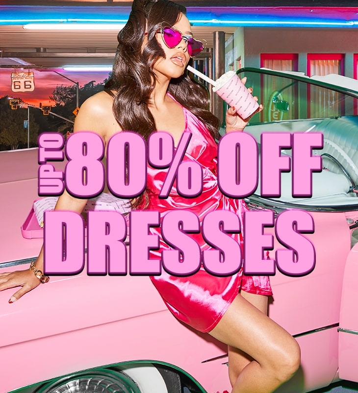 upto 80% off dresses