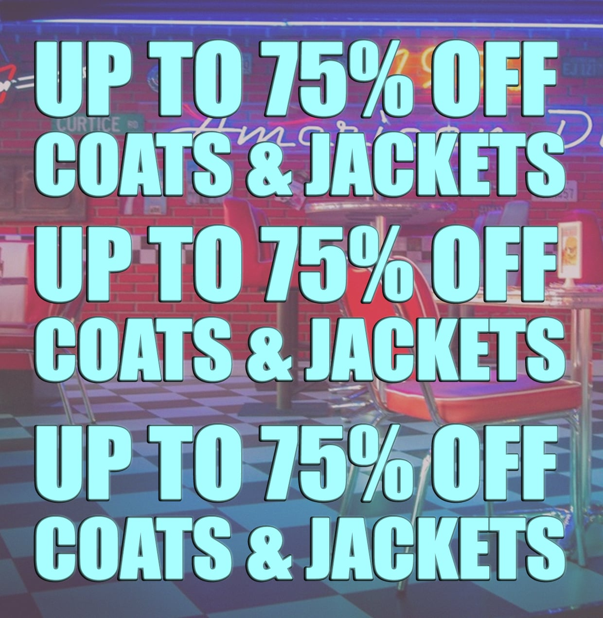 upto 70% off jackets