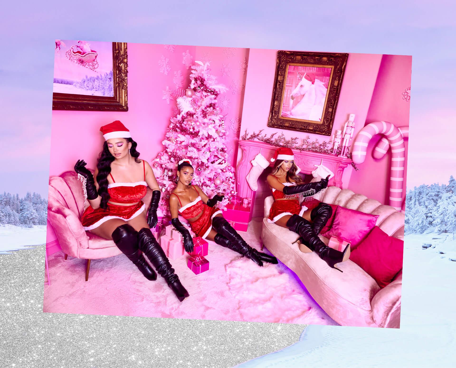 Christmas Lookbook Image 4 Mobile