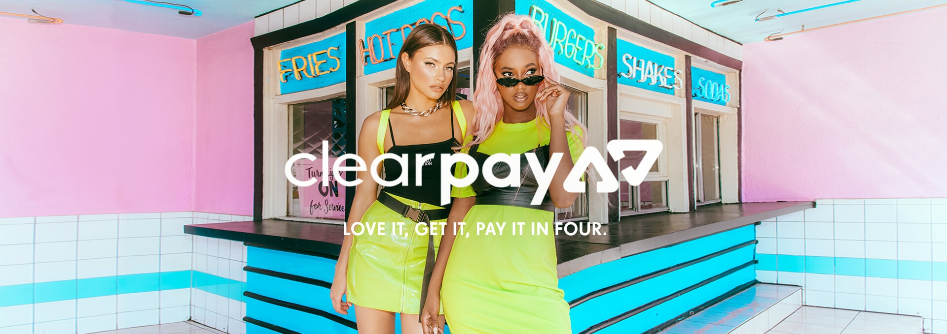 Clearpay Splash Header