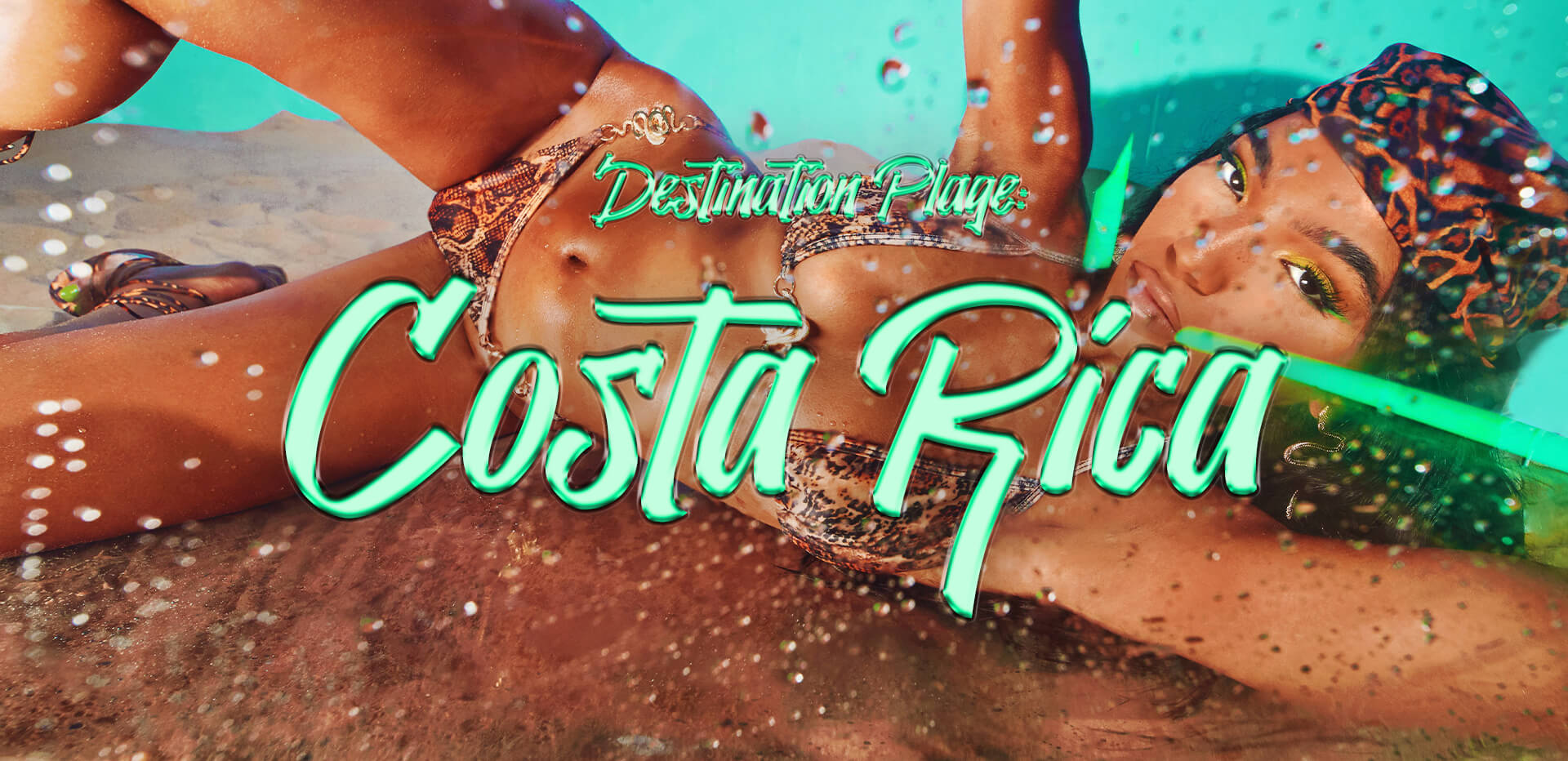 Costa Rice Splash Desktop
