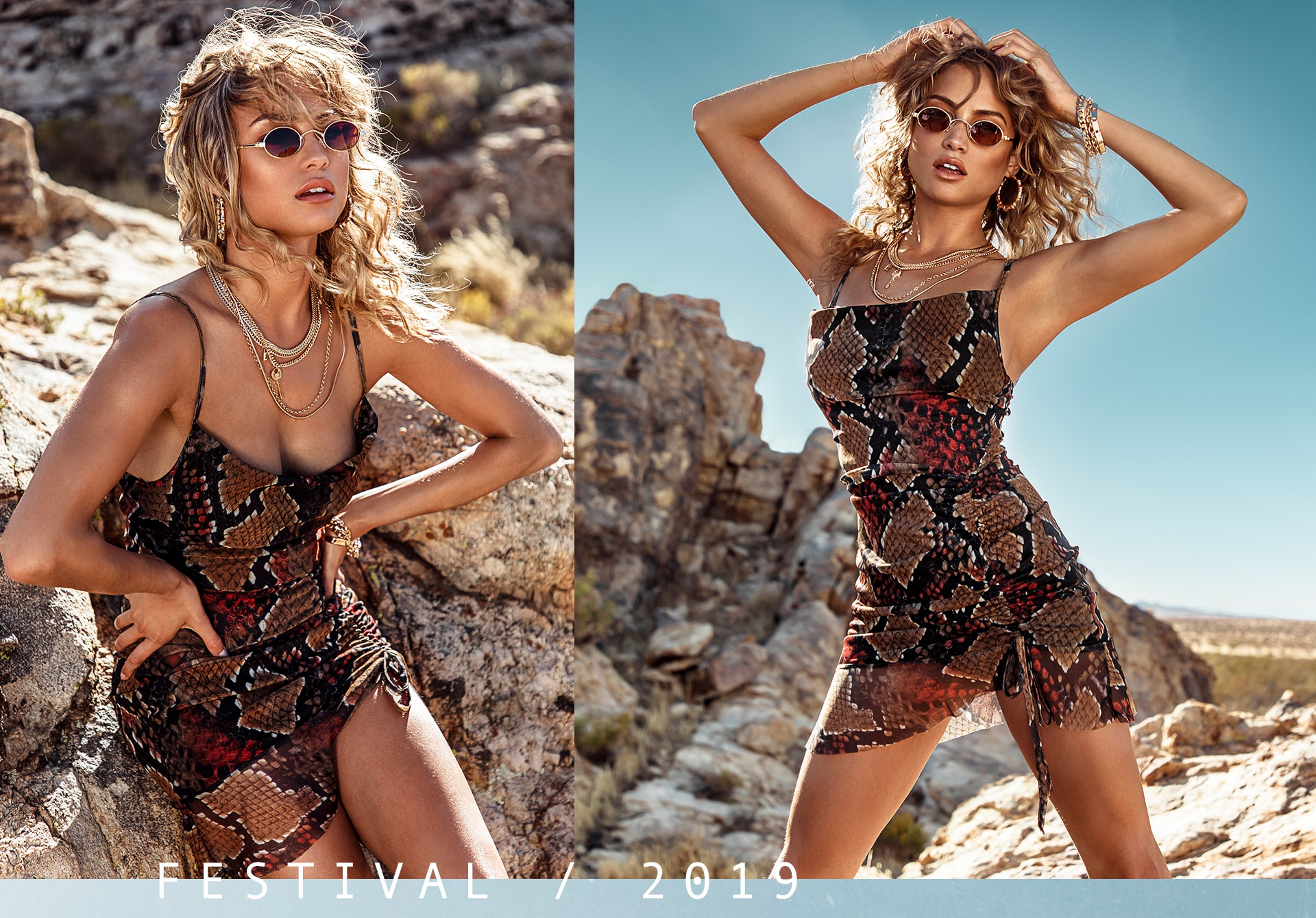 Rose Bertram Festival Lookbook Three
