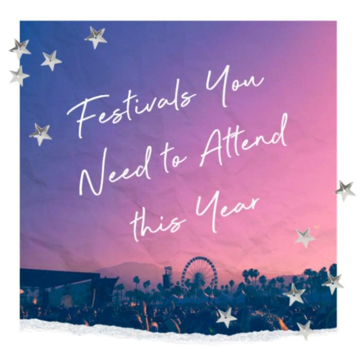Festival Blog Two