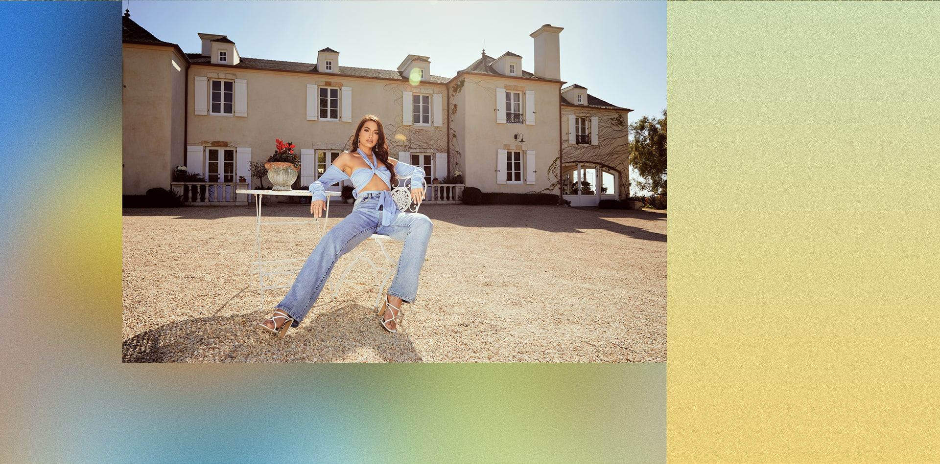 Garden Party Spring Fling Lookbook Image Desktop 2