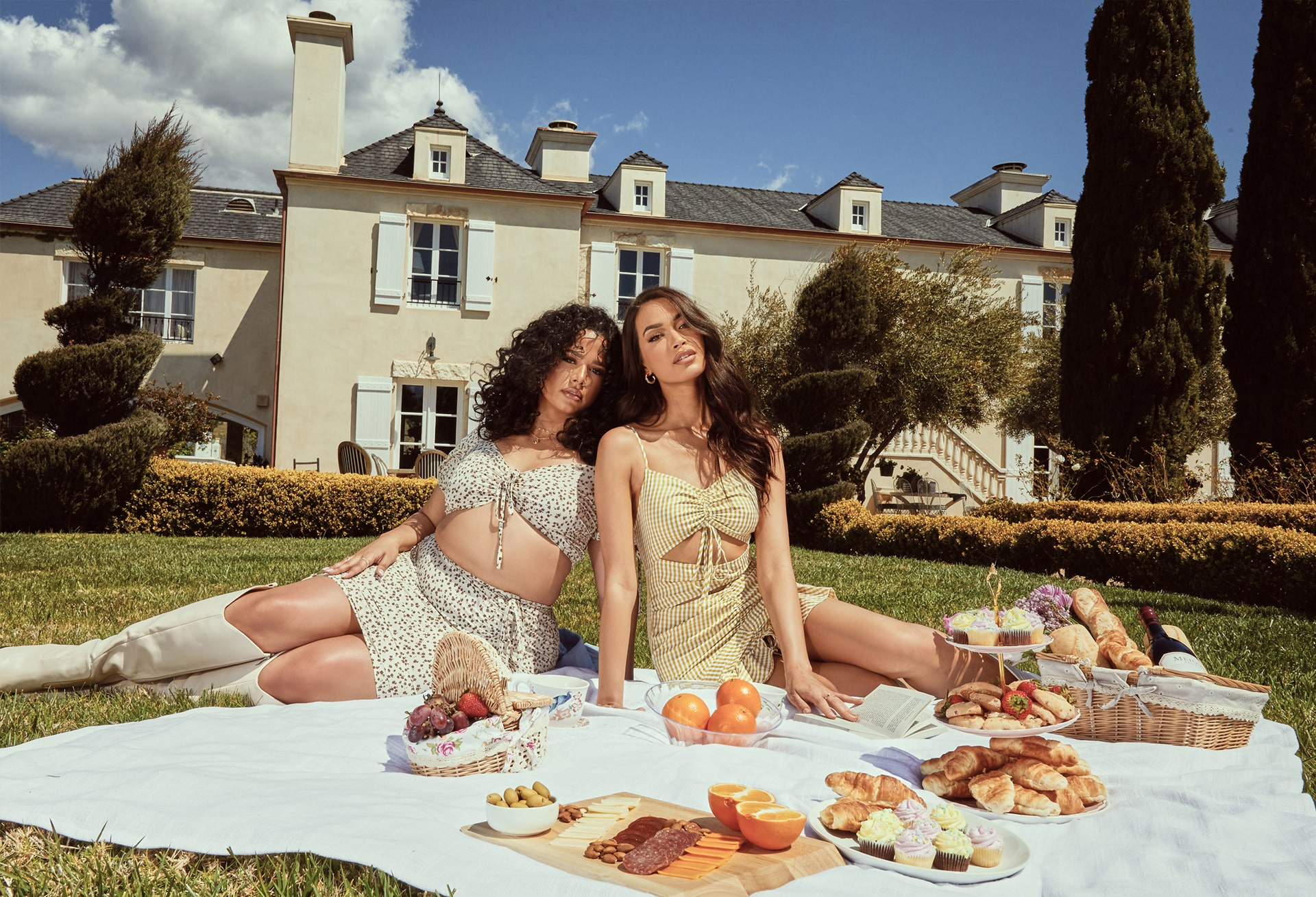 Garden Party Spring Fling Lookbook Image Desktop 5