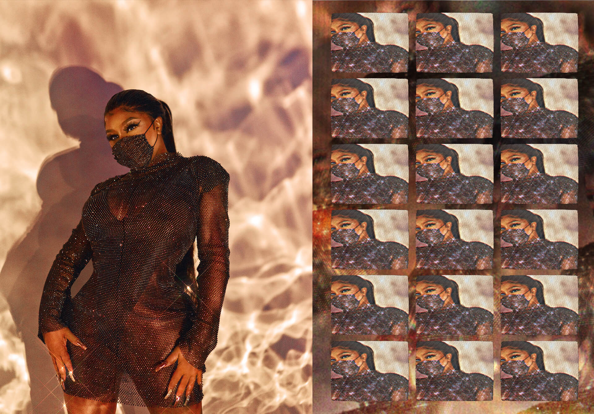 Lil Kim Lookbook Image 12 Desktop