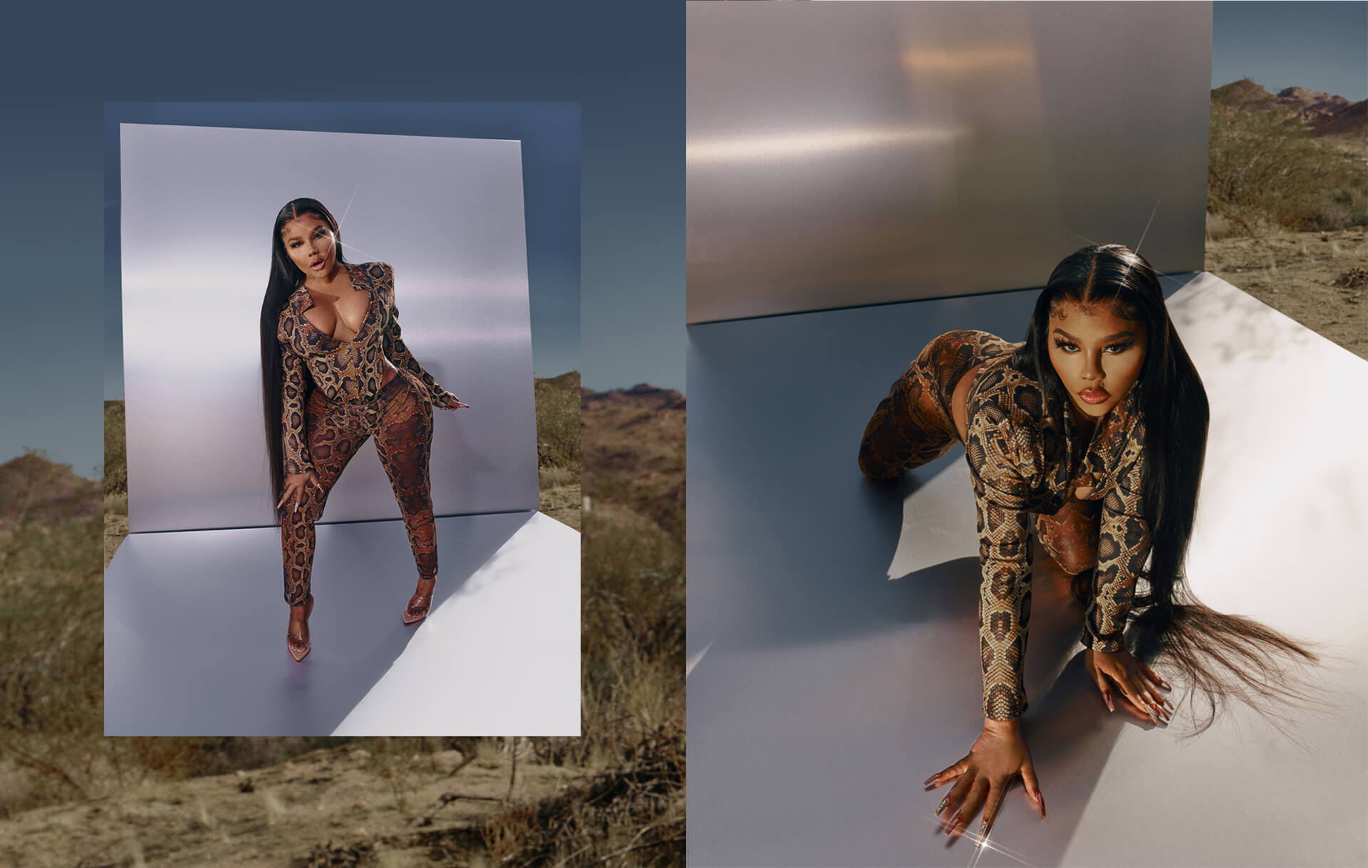 Lil Kim Lookbook Image 2 Desktop