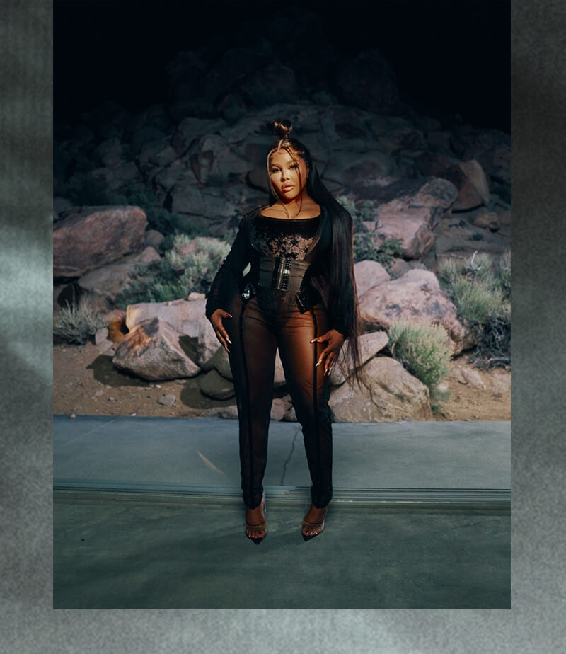 Lil Kim Lookbook Image 13 Mobile