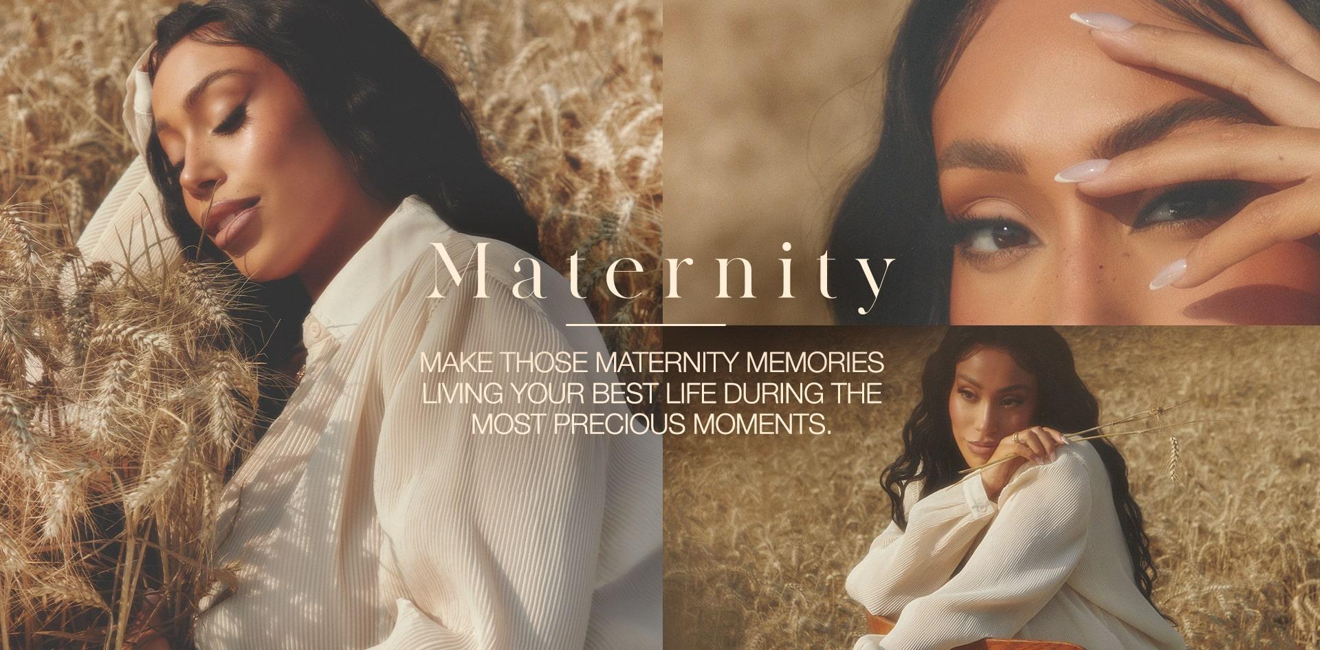 Maternity Lookbook Image Desktop 7