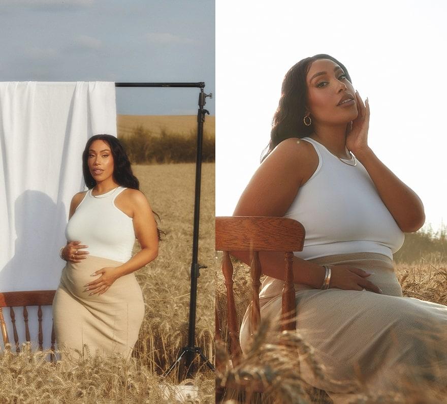 Maternity Lookbook Image Mobile 2