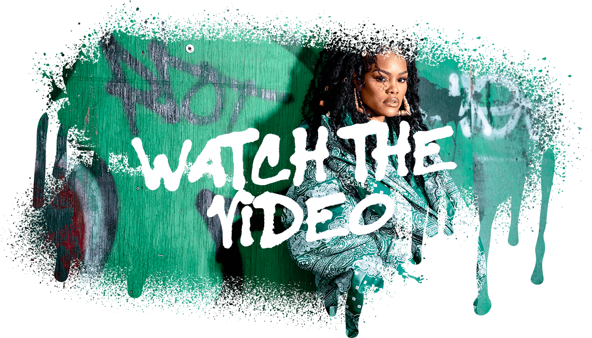 NYFW x Teyana Taylor Watch the ad