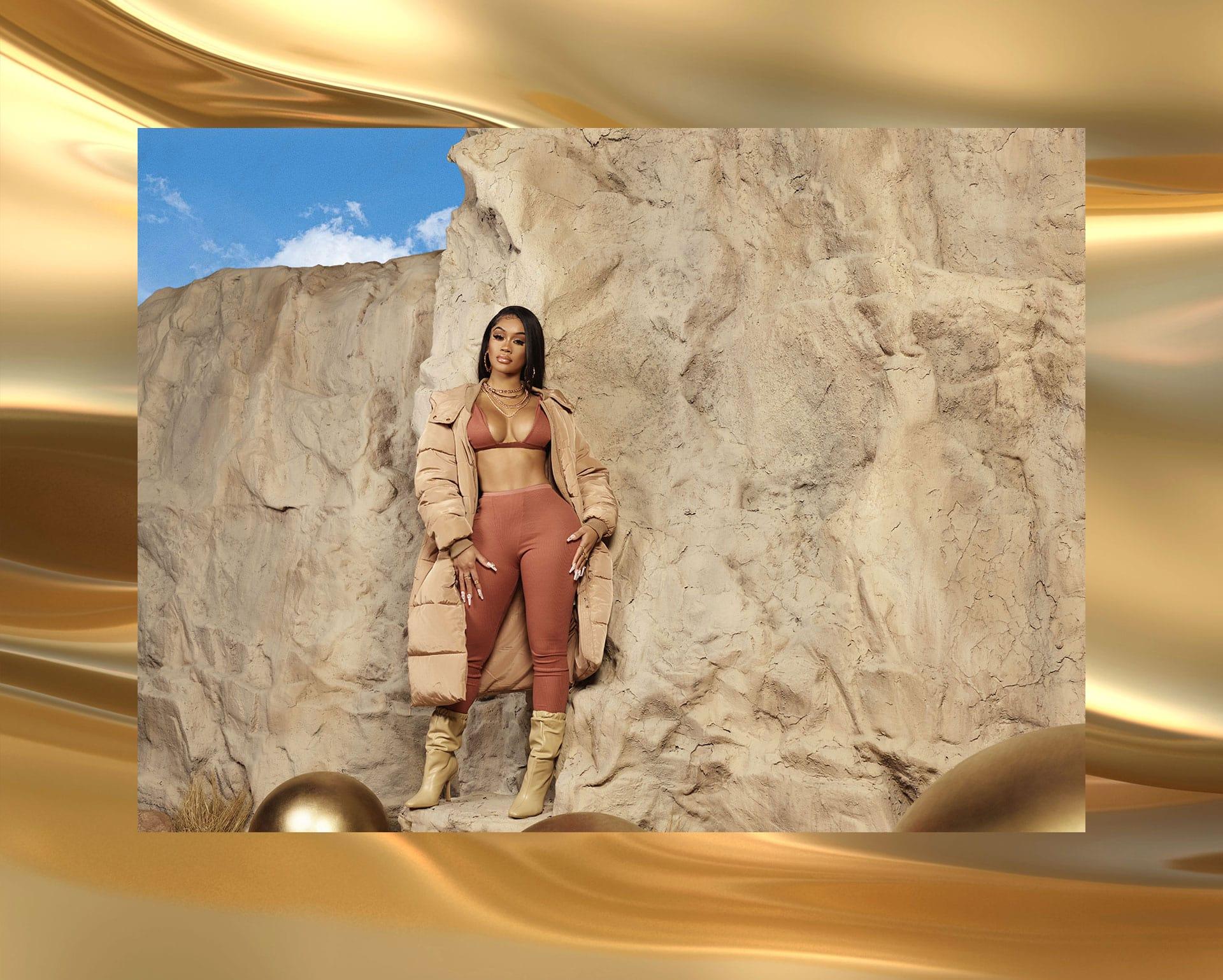 Saweetie Lookbook Image 9 Desktop