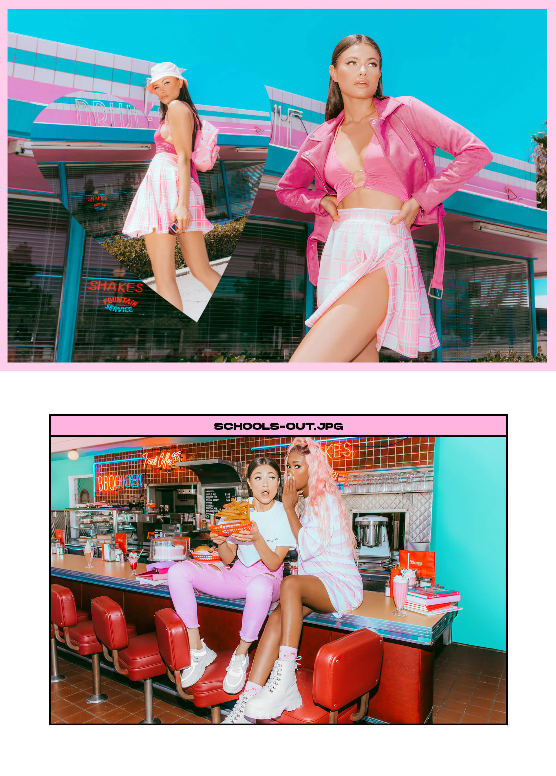 Student Style Lookbook Image 3 Desktop