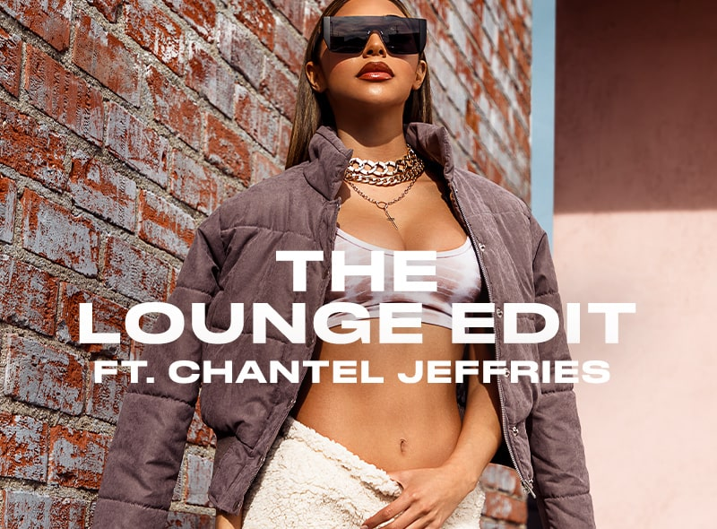 Chantel Jeffries Lookbook