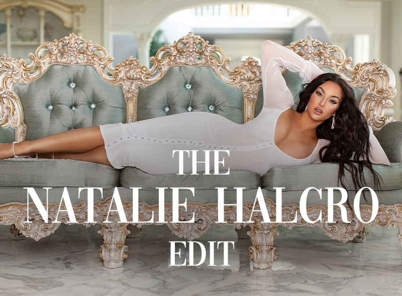 Natalie Halcro Lookbook