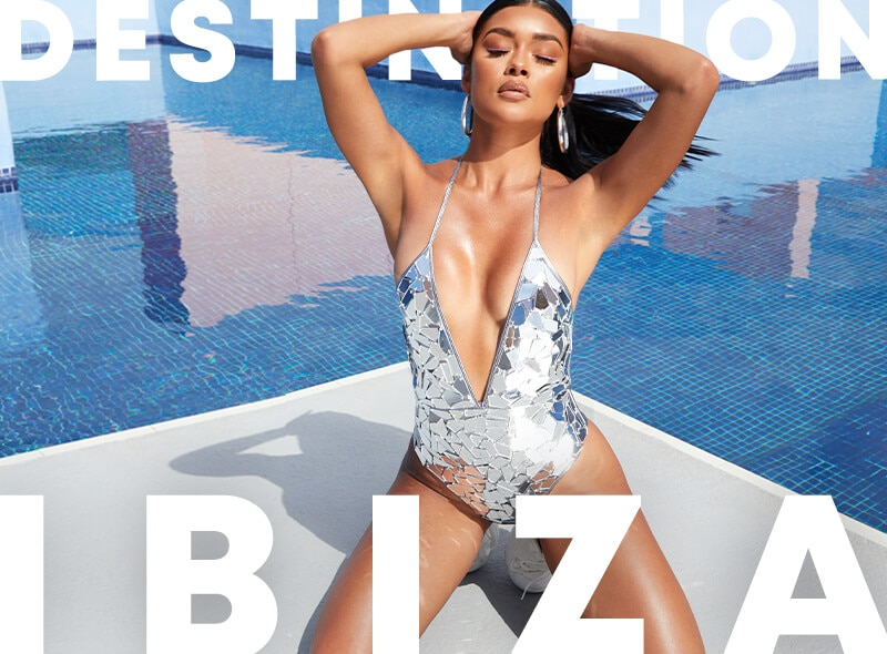 Destination Ibiza Lookbook