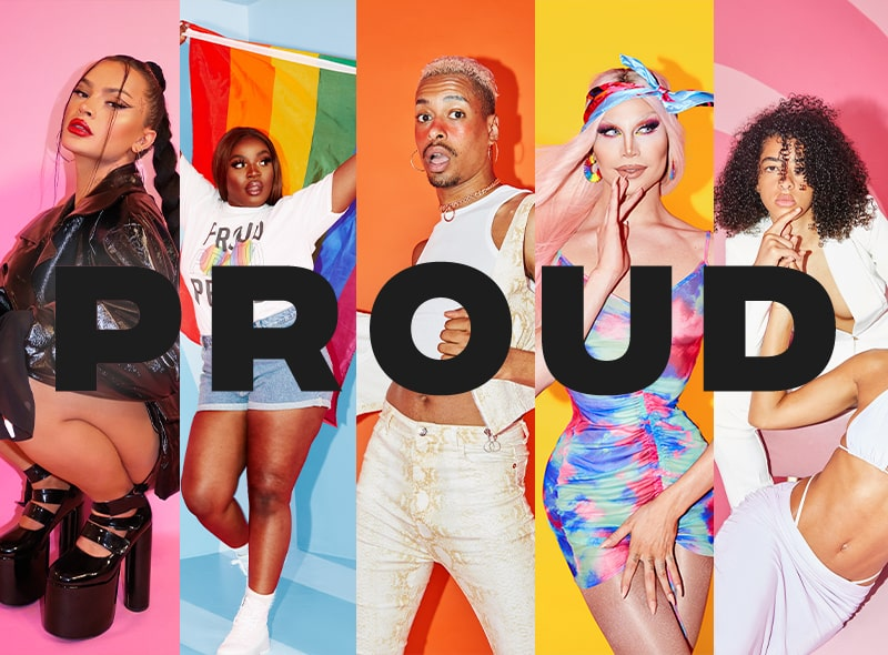 Pride Lookbook