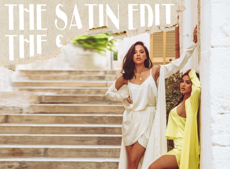 Satin Edit Lookbook